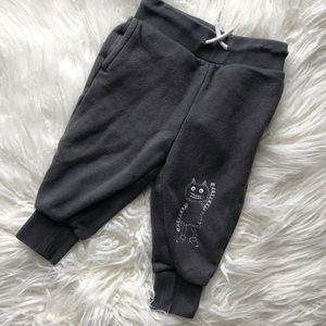 baby gap monster joggers